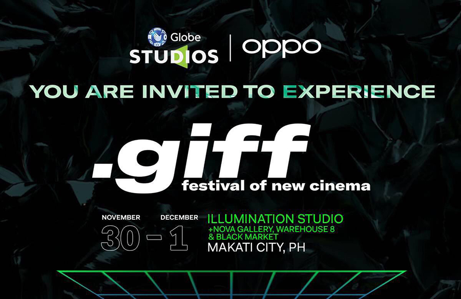 .giff Festival of New Cinema redefines the audio-visual experience