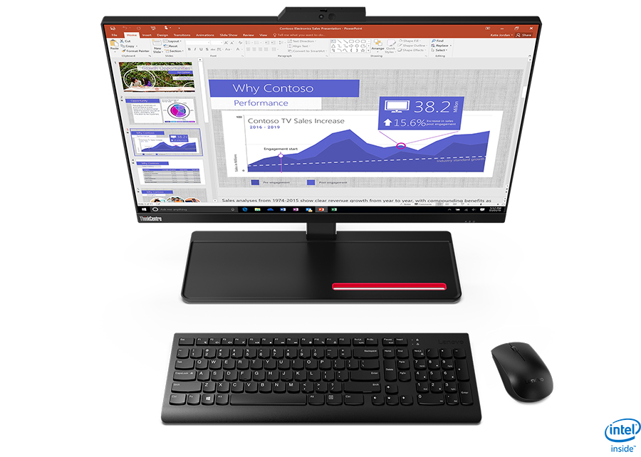 Smarter Lenovo Think Devices Inspiring Today's Workforce