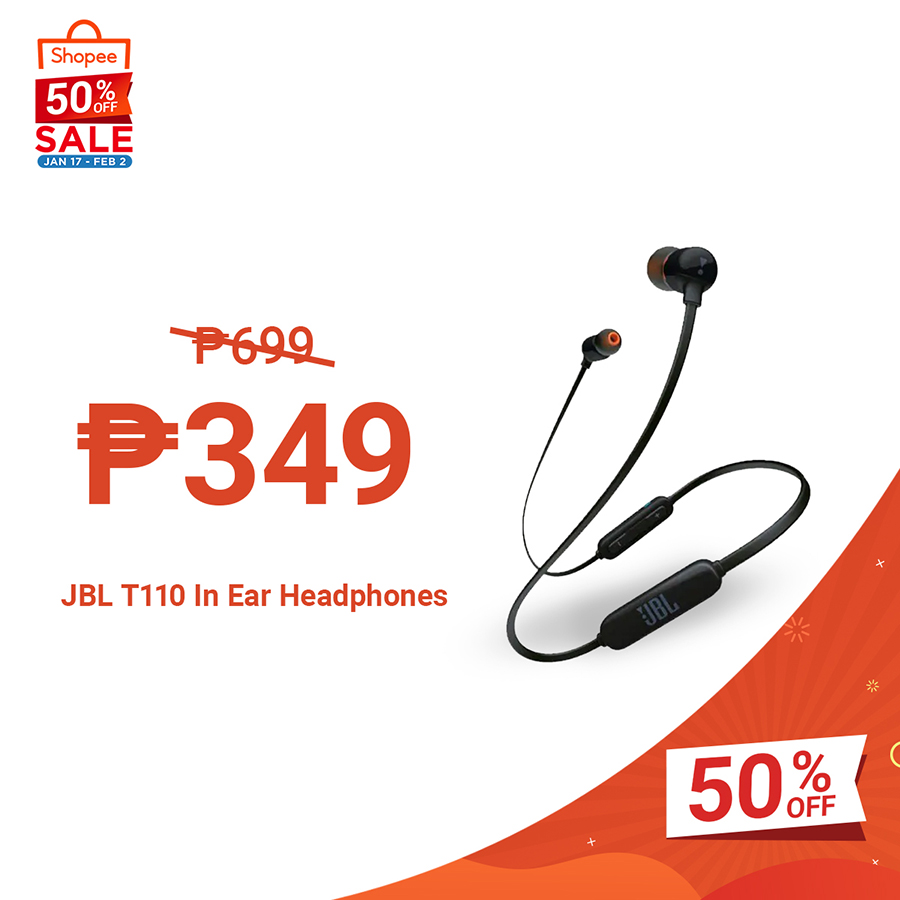 JBL T110 Headphones