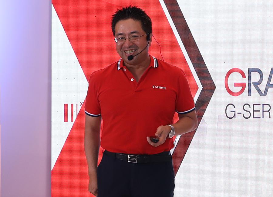 CMPI President CEO Mr Kazuhiro Ozawa
