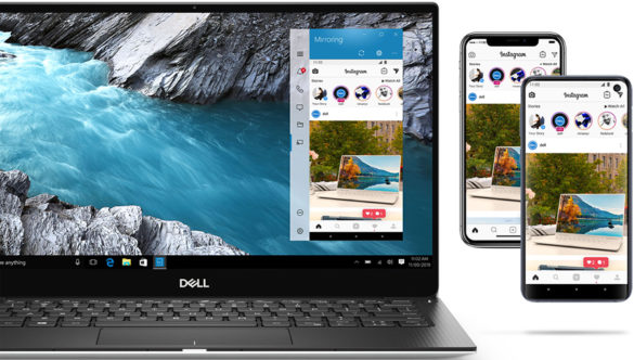 Dell Mobile Connect - Mirroring, iOS and Android