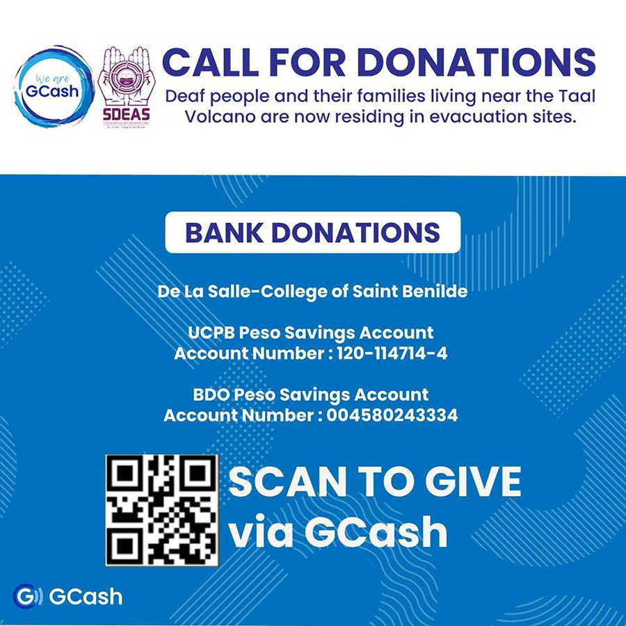Tulong Taal: Gcash Enables Users to Donate to Taal Aid Efforts