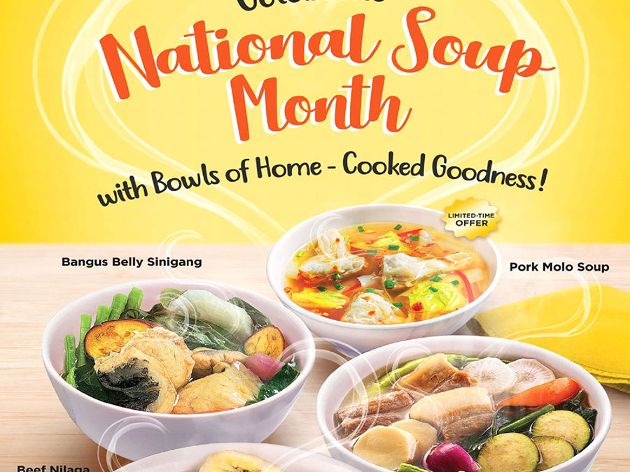 Bringing New Soup for the Soul