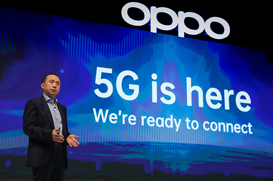 Henry Tang, OPPO Chief 5G Scientist