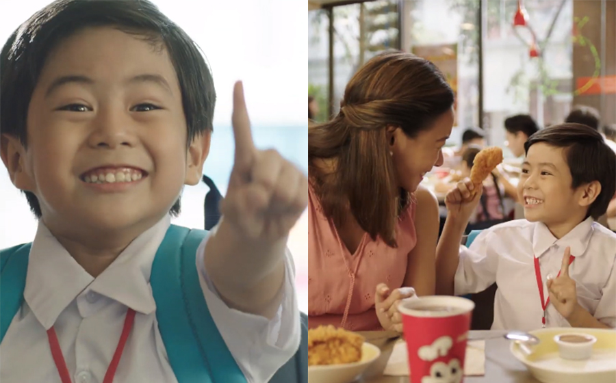 It's time to relive your childhood with Jollibee's iconic 'Isa pa, Isa pang Chickenjoy'!