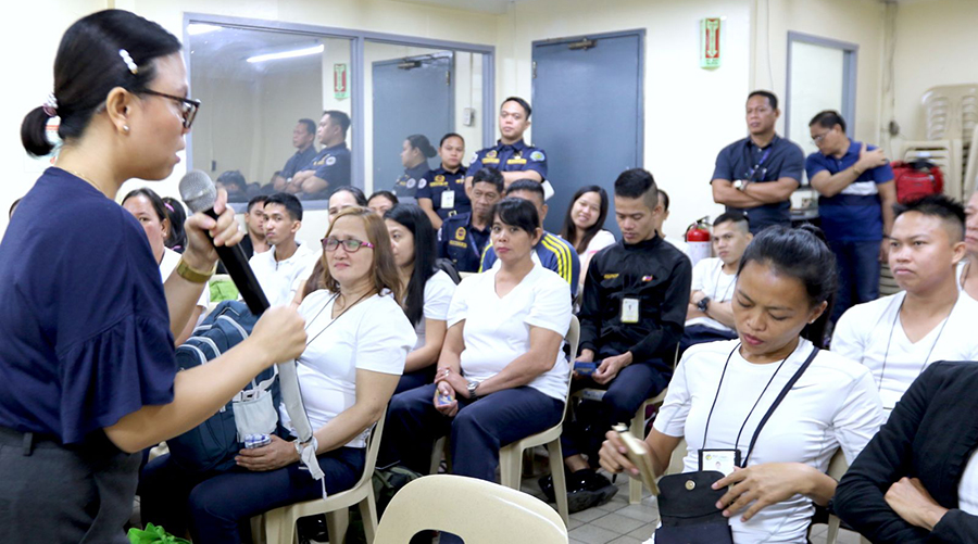 LRMC Partners With CHR, Strengthens Gender Sensitivity in LRT-1