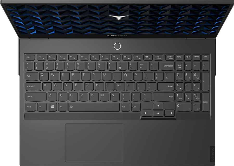 Lenovo Legion Y740S features high panel quality and brightness with 4K UHD display and Dolby Vision®.