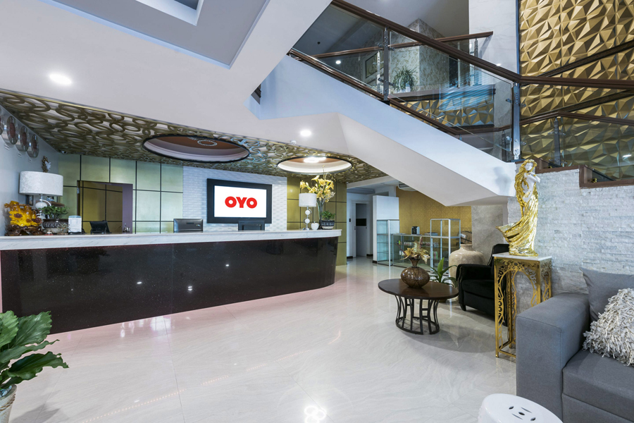 OYO Boosts Startup European-Inspired Hotel in Alabang