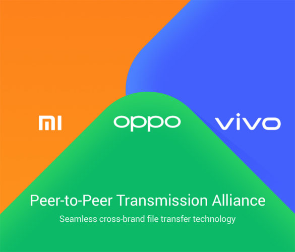 OPPO, Vivo, and Xiaomi Partner to Bring Smoother, Effortless Cross-Brand File Sharing