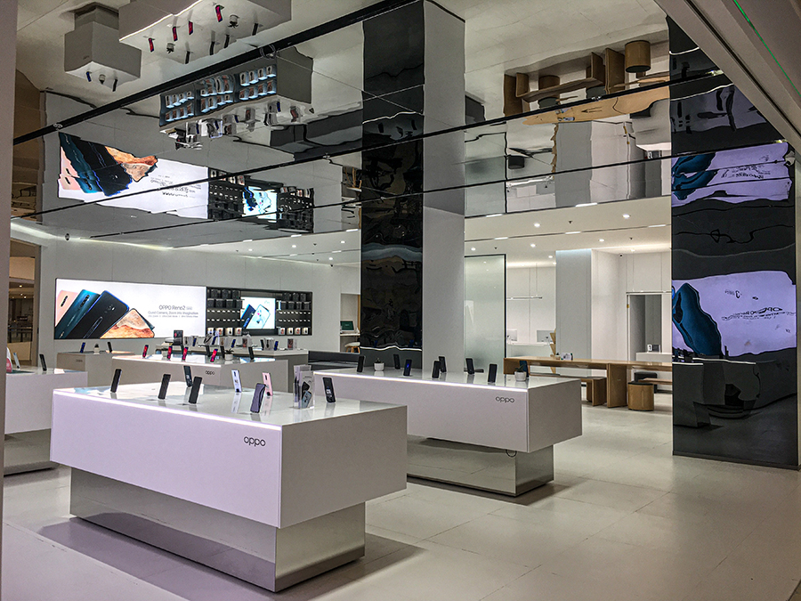 Biggest OPPO Super Experience Store in the PH opens in Ayala Malls Manila Bay