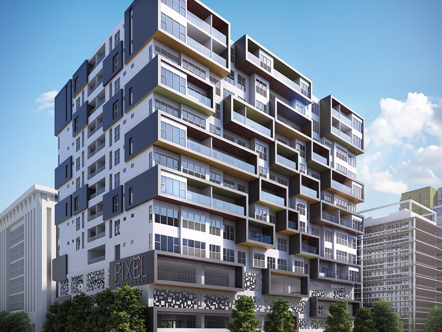 Aseana Residential Holdings Corp. Completes its First Project – Pixel Residences
