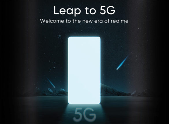 Realme launches own 5G technology with realme X50