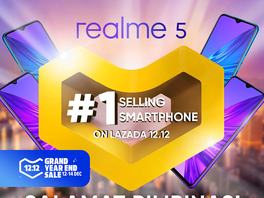 Realme claims top spot at Lazada 12.12, triples sales over Lazada 11.11 2019