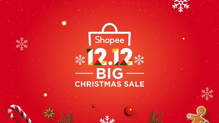 Shopee Breaks All Records With Over 80 Million Visits and  80 Million Items Sold for Its Shopee 12.12 Big Christmas Sale