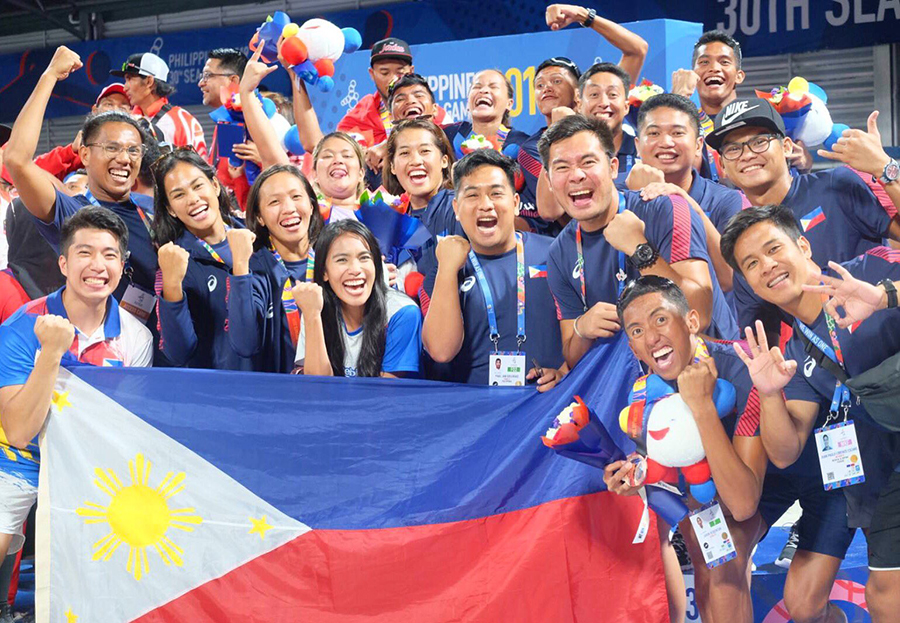 PH volleyball teams grateful for support that took them to the 2019 SEA Games