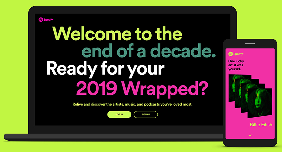 Spotify Wrapped 2019 Reveals Your Streaming Trends, from 2010 to Now