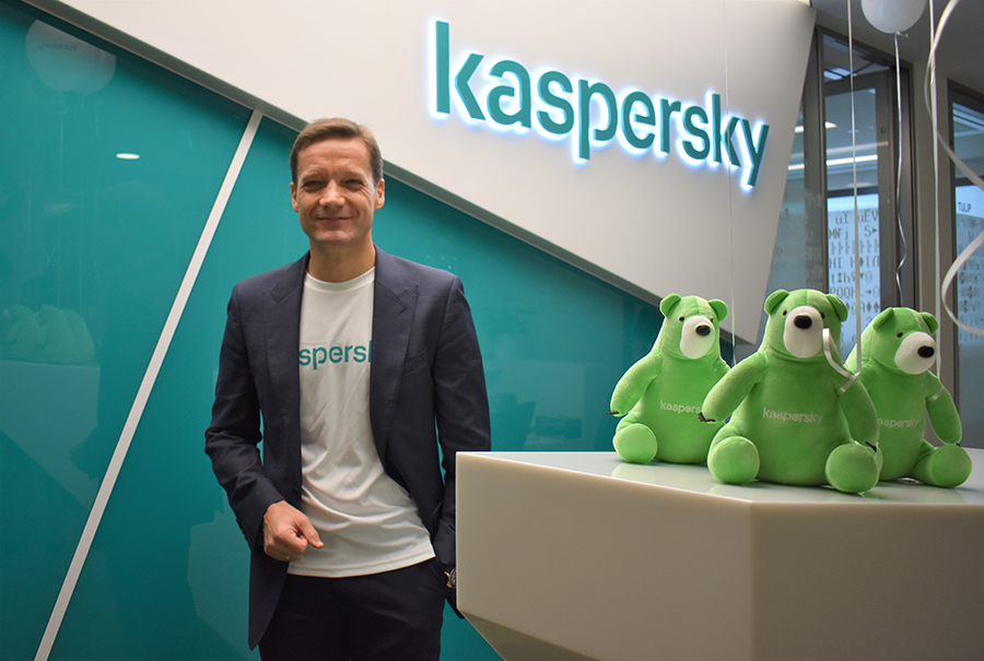 A Fresh Look for A Fresh Year: Kaspersky Rebrands Offices in APAC to Welcome 2020