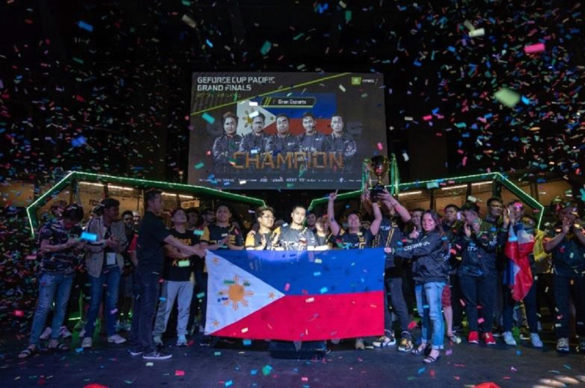 The Philippines Bags Championship Title of the GeForce Cup Pacific Grand Finals