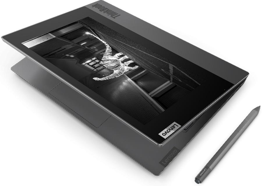 Lenovo's ThinkBook Plus Modernizes Multitasking with a New Laptop Category