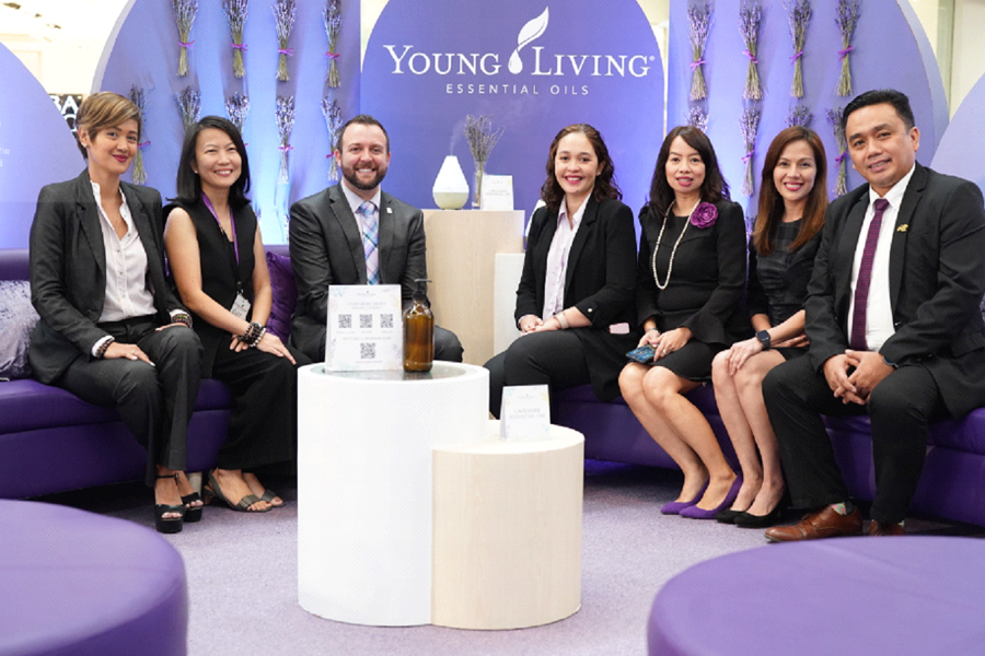 Essential Oils Leader Young Living Holds Its First Ever Convention
