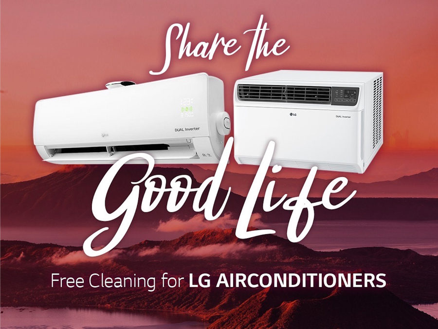 Love Is in the Air as LG Shares the Good Life