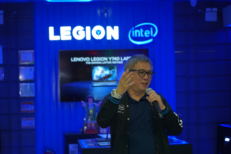 Lenovo Expands Northward, Opens Legion Store  in SM City Clark