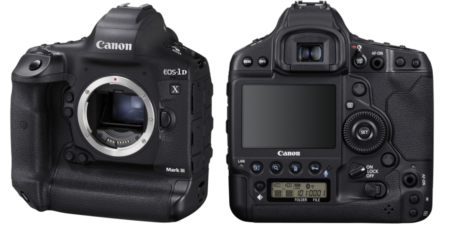 Canon's Full-frame DSLR EOS-1D X Mark III Delivers Uncompromised Photo and Video at Impressive Speed