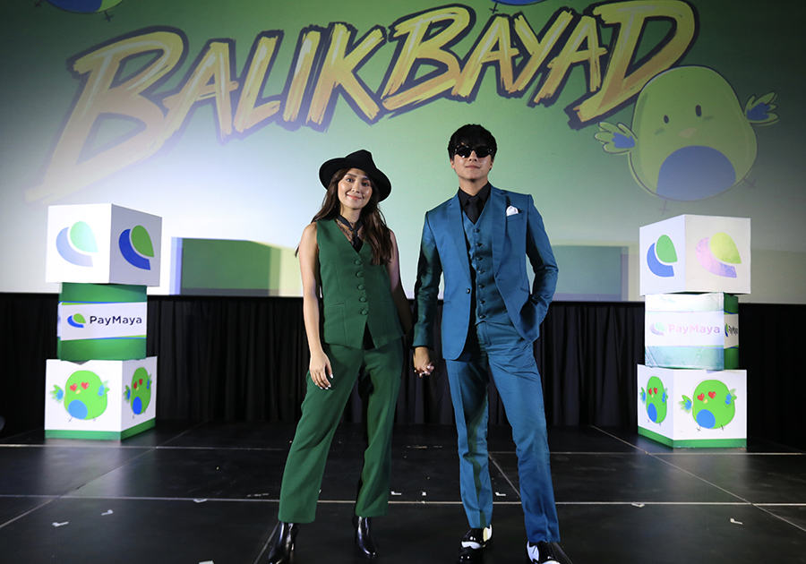 """Teen Royalties Kathryn Bernardo and Daniel Padilla Come Back to Share the Many Rewards You Get When You """"Don't Pay Cash. PayMaya!"""""""