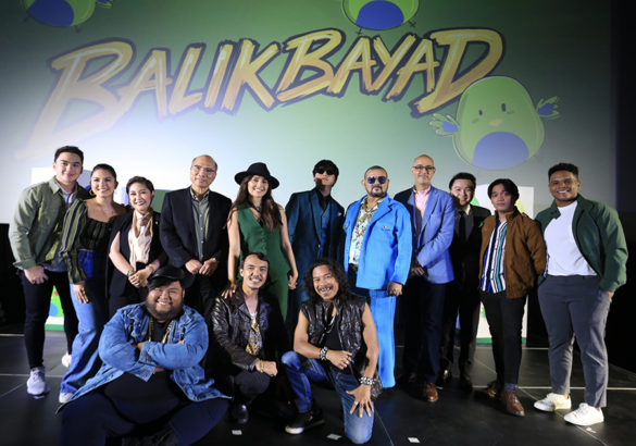 "AN ACTION-PACKED ""BALIKBAYAD"" ADVENTURE WITH FRIENDS AND FOES."