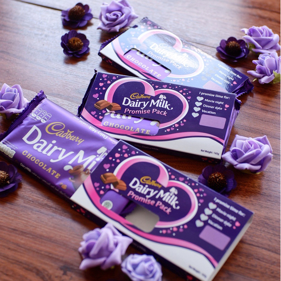Make a Sweet Promise With the Limited Edition Cadbury Dairy Milk Promise Pack
