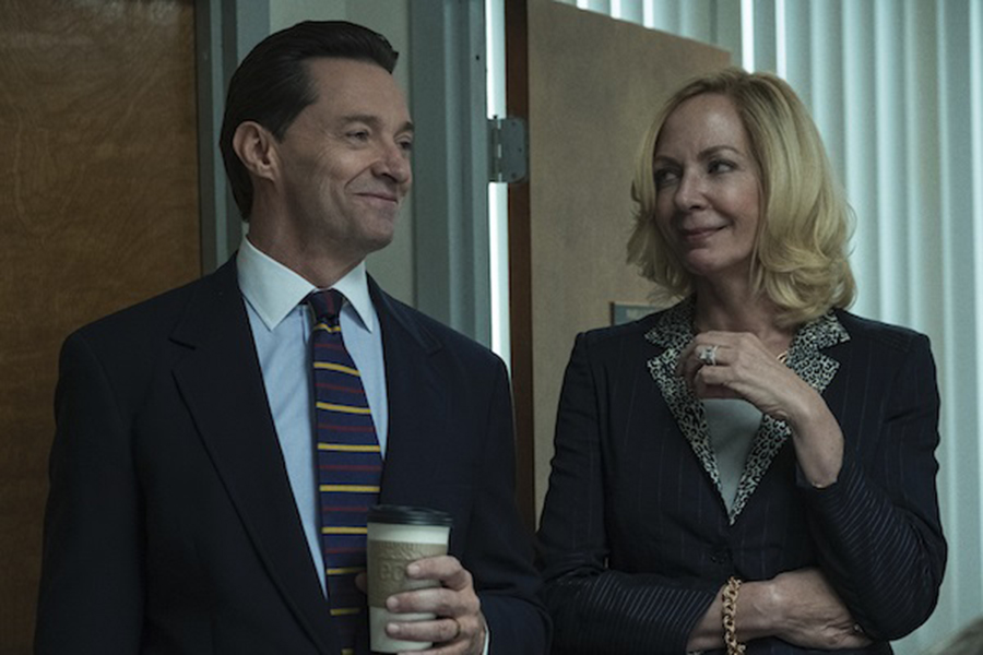HBO Films' Bad Education Starring Hugh Jackman and Allison Janney Debuts April 26 Exclusively on HBO Go and HBO