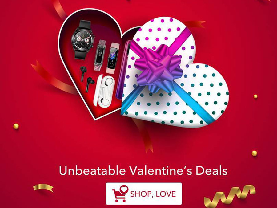 HONOR Unveils Four-Day Valentine's Sale