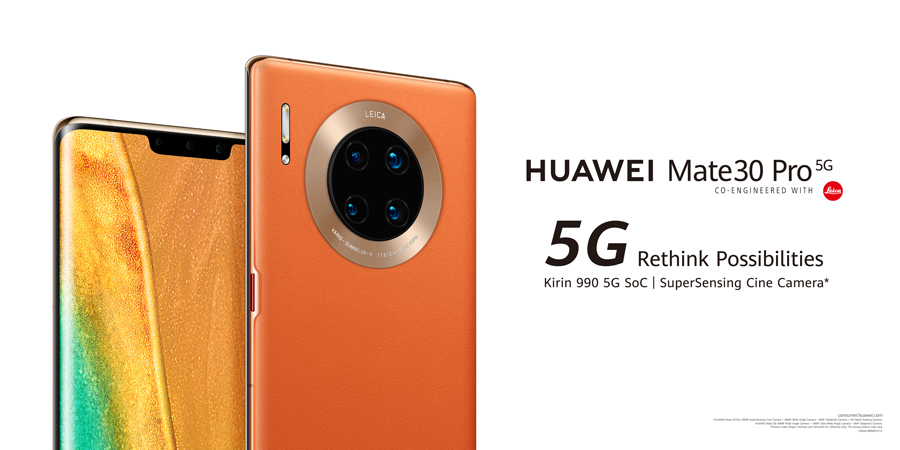 Huawei Brings First 5G Smartphone in the Philippines With Globe Platinum