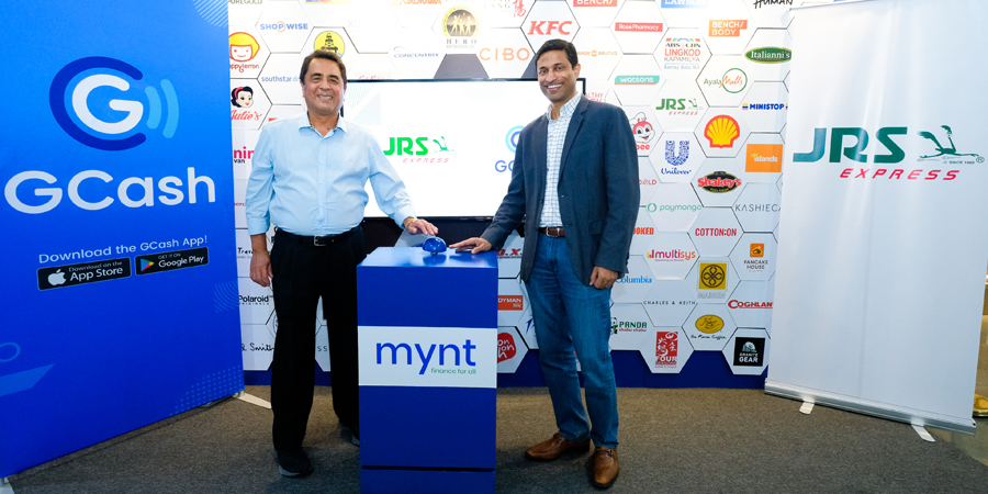 JRS Express Embraces GCash as its Cashless Merchant Partner
