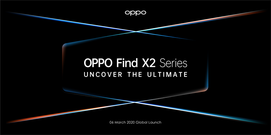 OPPO to Launch Find X2 Series, a 5G Hyper-Powered Flagship With True-To-Life Screen Display