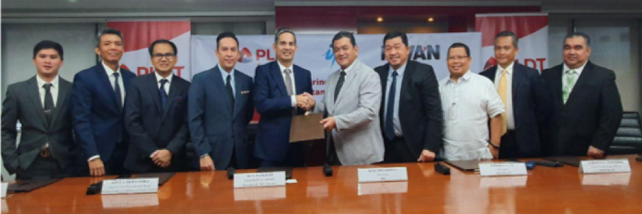 PLDT Enterprise Inks Deal With IPS, Infinivan to Ensure Global-Standard Connectivity in PH