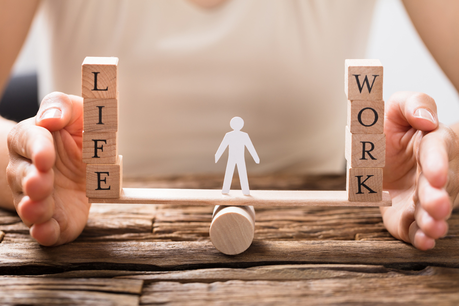 Work-Life Integration the New Norm