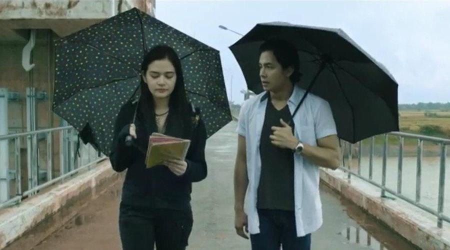JC Santos and Bella Padilla