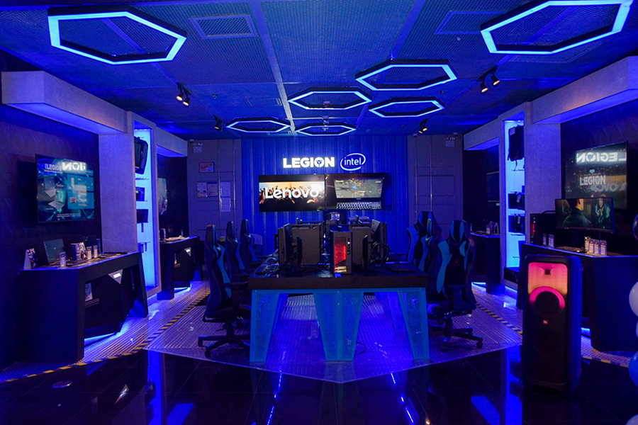 Lenovo Reaches out to Cebuano Gamers With Exclusive Legion Store