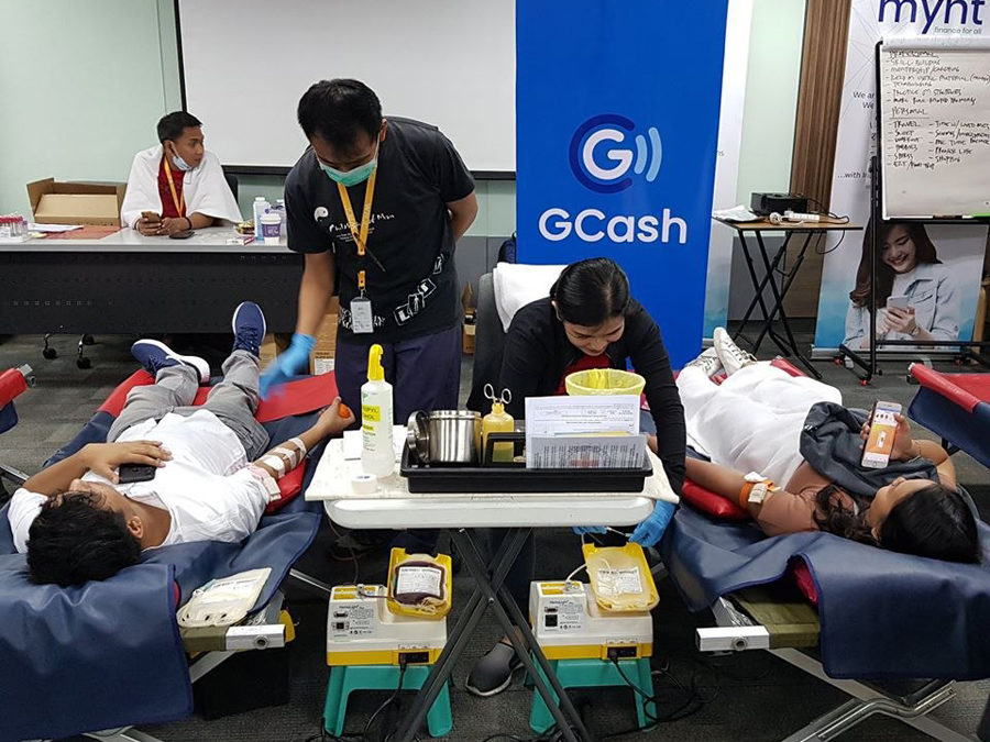 GCash, Employees Pitch in to Taal Relief; Raises p1.015m in Donations