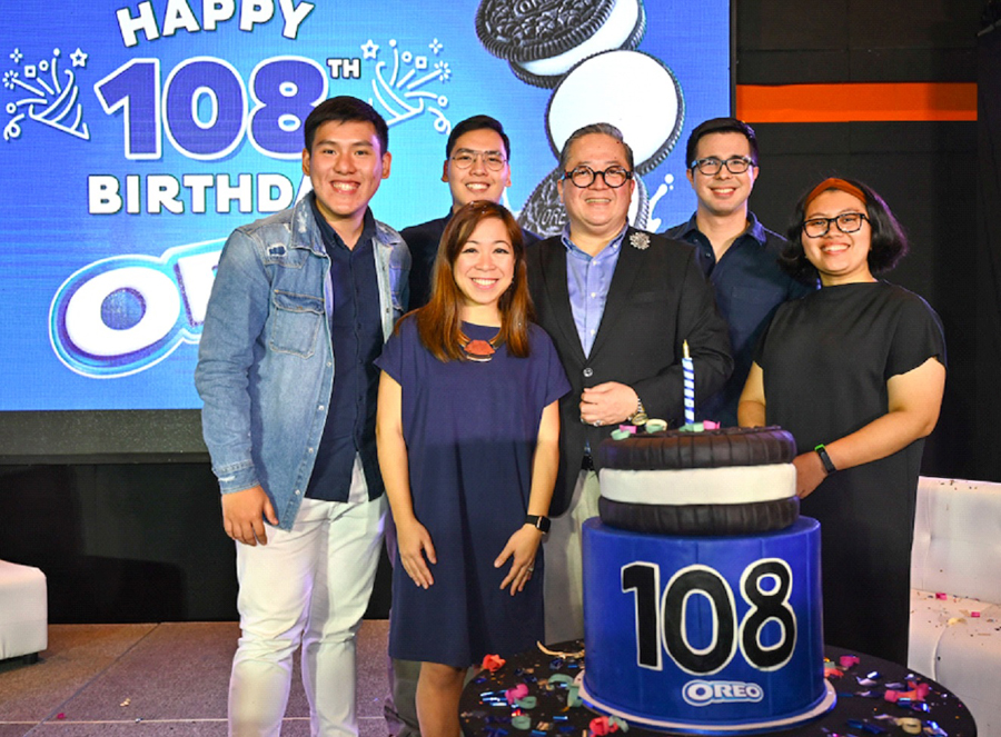 Happy 108th Birthday OREO!  World's Favorite Cookie Wishes for Families to Stay Playful