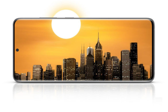 Let the SAMSUNG Galaxy S20's Suite of Cameras Change the Way You Experience the World!