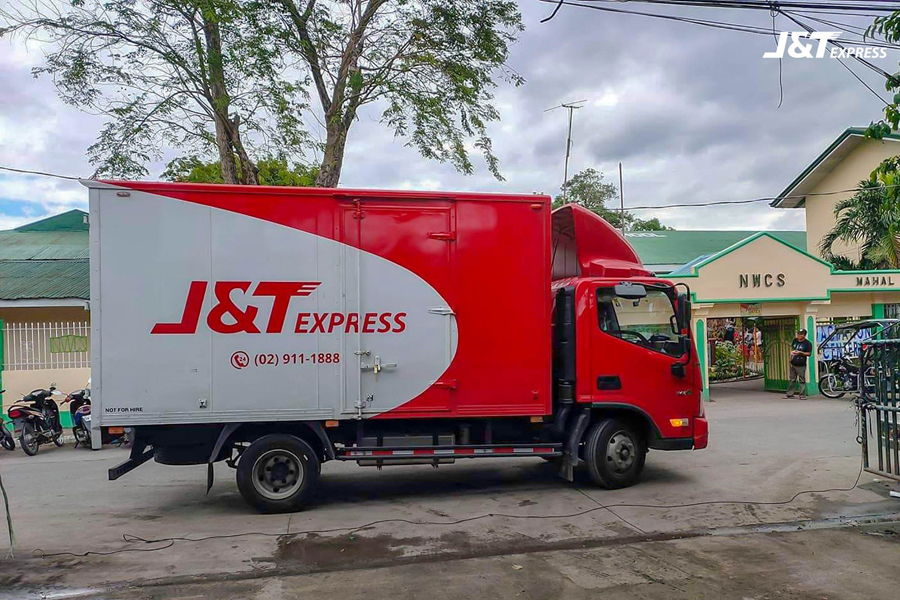 J&T Express, to Help Mobilize Goods Amid Community Quarantine in Metro Manila
