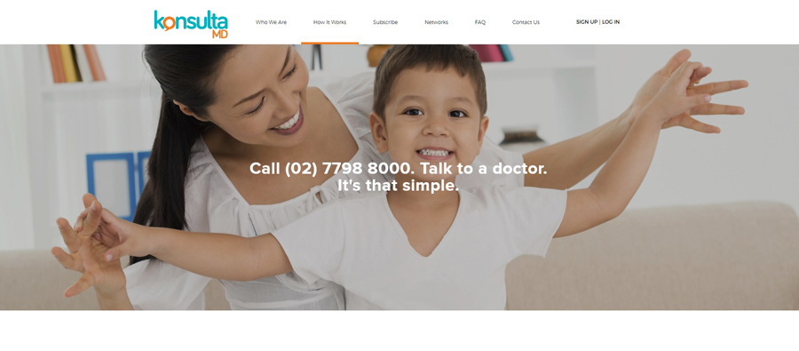 KonsultaMD Offers Zero-Rated Globe/Tm Mobile Access to Telehealth Hotline