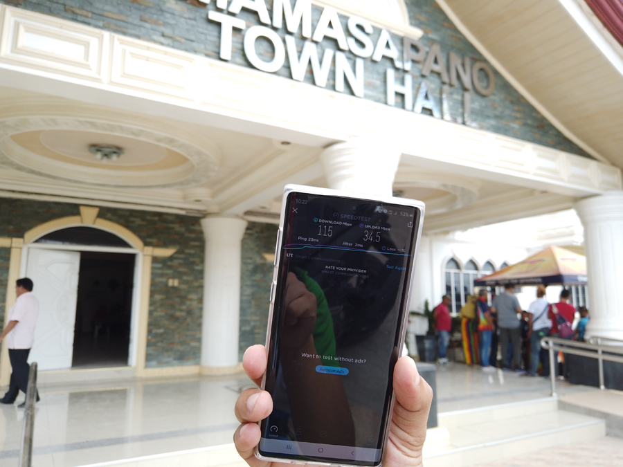 BARMM Residents Now Online With Smart LTE