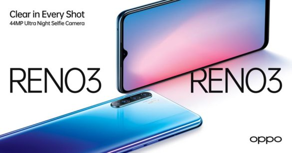 Highly Anticipated OPPO Reno3 Coming Soon in PH