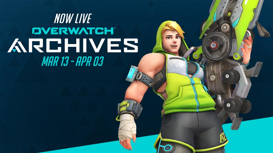 Overwatch Archives 2020 Now Live!