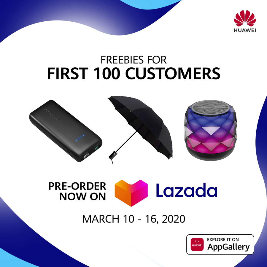 Huawei Philippines Finally Announces Pre-order for HUAWEI Y7 with Bigger and Better 4GB+64GB Storage!