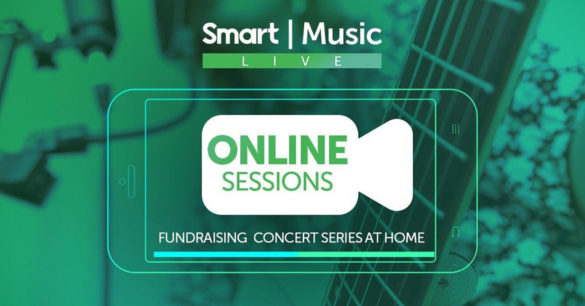 Smart Teams up With Top OPM Acts to Raise Funds for COVID-19 Frontliners