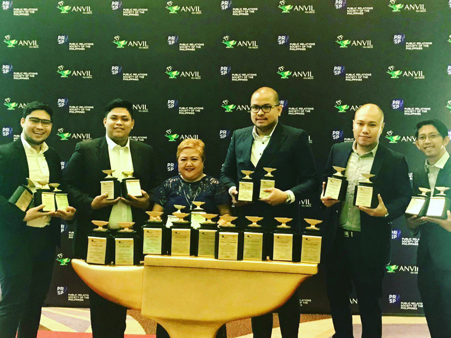 GCash Named as Company of the Year in Emerald Anvils, Wins 21 Gold and Silver Metals